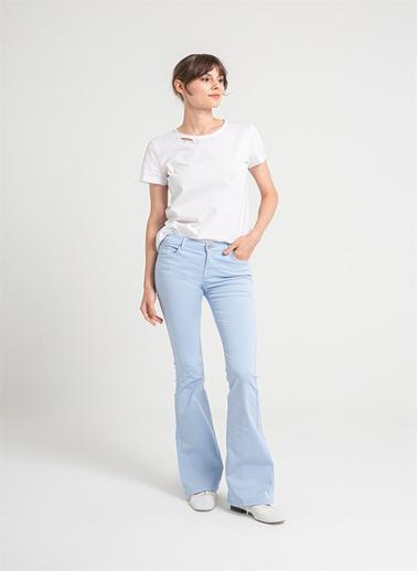Love'n Fashion Paris Pantolon Mavi